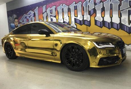 Gelb / Gold